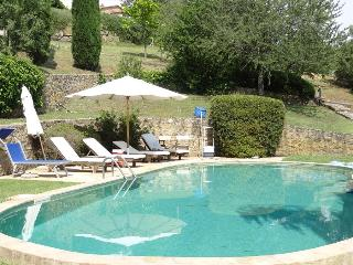 Capriola Pergola: A Delightful  Country Villa  with set in Gardens and Pool in  Southern Tuscany ,, Capalbio