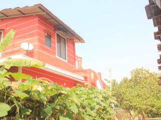 Red house at Karjat