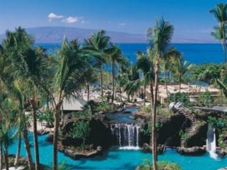 1 Bedroom at Marriott`s Ocean Club: Maui, Molokai and Lanai Towers, Lahaina