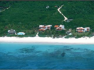 MAYA - XPUH8 privately-owned acres directly fronting the gorgeous white sands of Xpu-Ha beach