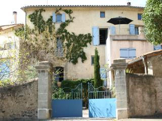 South of France Apartments over Vineyards + Pool, Nizas
