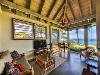Oceanfront Ginger Cottage, Paia