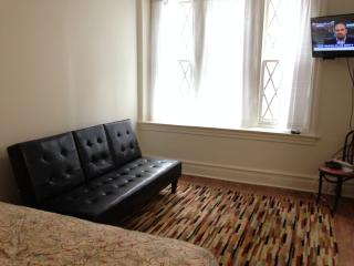Furnished Large Bright Studio Apt In Philadelphia, Filadélfia