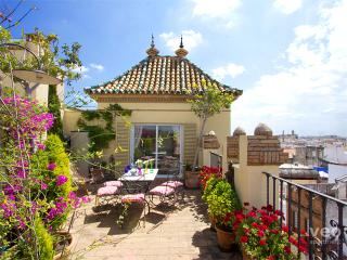 Macarena Penthouse. 2-bedrooms, terrace, 6 pax - Seville vacation rentals