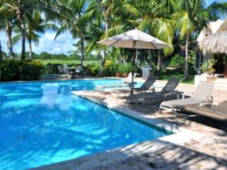 Majestic 6 Bedroom Villa with Courtyard & Swimming Pool in Punta Cana