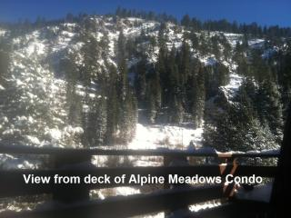 Lux.Tahoe by Squaw Valley,Alpine Meadows w HOT TUB, Lake Tahoe (California)