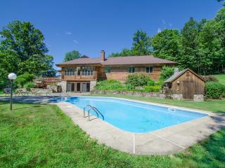 Secluded, Spectacular House with Mount Ascutney Views on 150 Acres, Perkinsville