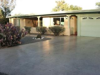 Furnished remodeled  home with  Santa Rita mt view, Green Valley