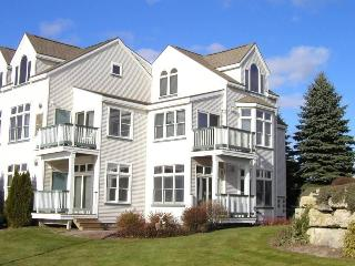Cozy First Floor Condo on the Harbor, Manistee