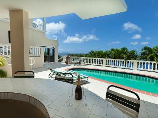 Emerald Crest at Lower Estate, Tortola - Ocean View, Amazing Sunset Views, Pool