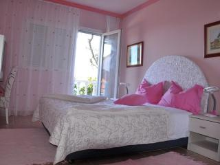 Double Room with Balcony and Sea View, Orebic