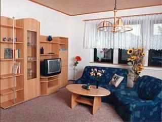 Vacation Apartment in Floh-Seligenthal - 915 sqft, quiet, comfortable, friendly (# 5000), Brotterode
