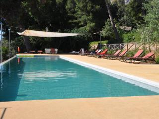 Casa Laghetto whit swimming pool and sea view, Trappeto