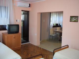 1 Bedroom & 2 Bath Apartment with private Balcony, Kotor