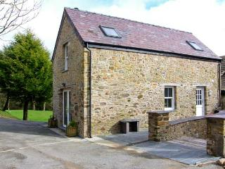 THE OLD CORN STORE, woodburner, WiFi, woodland walks from the door, wet room, detached cottage near Saint Clears, Ref. 29479, Llangynin