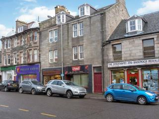 40A HIGH STREET, cottage apartment, with open fire, garden, town centre location, in Grantown-on-Spey, Ref 30737