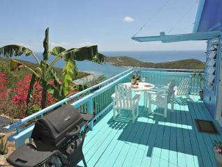 A private cottage on south shores of the island, St. John