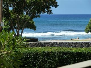 Upscale Seaside Studio @ Downsized Price!, Kailua-Kona