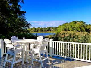 Peaceful Cape Cottage On Water with Private Dock, Centerville