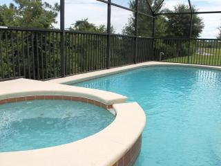 Orange Tree beautiful  pool/spa conservation view, Clermont