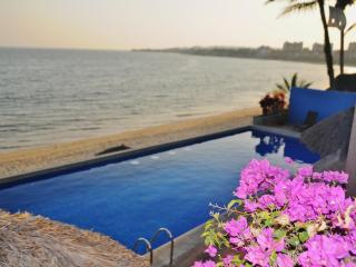 Beachfront 3 bedroom, 3 bath , best deal in town ! - Bucerias vacation rentals