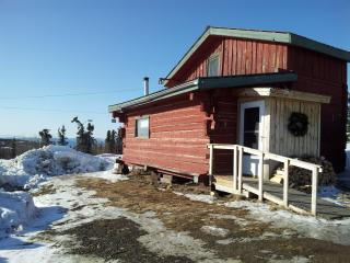 Cabin at Cleary Summit, Fox