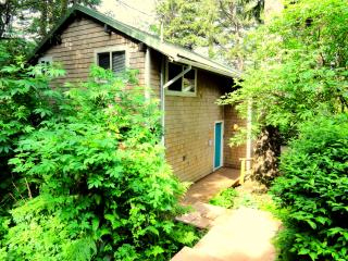 Private and Just 4 blocks from the beach!!, Cape Meares
