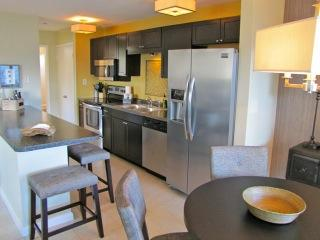 Every kitchen is appointed with everything you need to cook and entertain