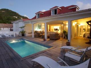 Toc Jaune villa on the heights of Petite Saline with pool & housekeeping - Petites Salines vacation rentals