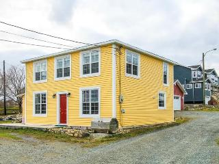 House with view of ocean near St. John's, Newfoundland, Pouch Cove