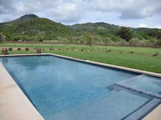 Elegant wine country retreat; panoramic views, pool, Kenwood