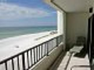 Huge Balcony Overlooking Gulf & Beach