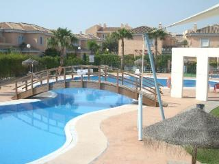BEACH HOUSE WITH SWIMMING POOL SLEEPS 6 PEOPLE - Vera Playa vacation rentals