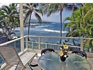 Kona Oceanfront Home at Alii Point, Kailua-Kona