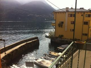 Lake como, Carate Urio,  apartment lake view.