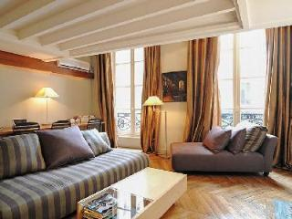 Mr Le Prince - Classy Paris Apartment with Fireplace and Courtyard View - 6th Arrondissement Luxembourg vacation rentals