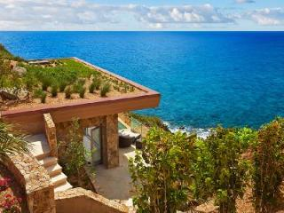 Romantic, waterfront Cliff Suite offers panoramic sea views & infinity plunge pool - British Virgin Islands vacation rentals