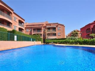 Apartment for 8 persons, with swimming pool , near the beach in L'Ametlla de Mar - Province of Tarragona vacation rentals