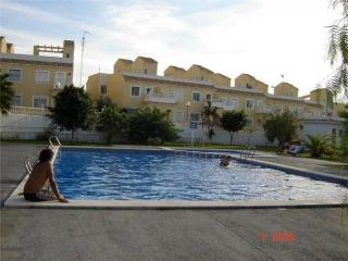 Apartment for 5 persons, with swimming pool , near the beach in Santa Pola - Santa Pola vacation rentals