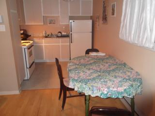 Ste-Foy one-bedroom (2 1/2), Quebec City