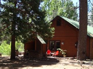 Peaceful Cabin - 40 Acres on Scenic Feather River, Graeagle