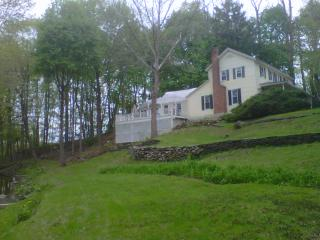 Berkshires Waterfront Antique Farmhouse + Barn - Berkshires vacation rentals