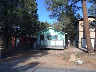 2BR / 1Ba 780 ft. furnished cabin, Sleeps 7 in Sugarloaf near Big Bear