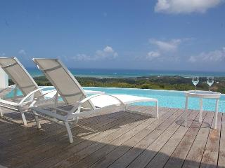 Superb luxury villa for 12 people with ocean view, Las Terrenas