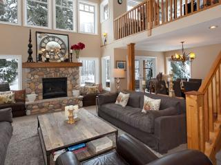 Fairview Chalet | Family Media Room, Wood-Burning Fireplace, Private Hot Tub, Whistler