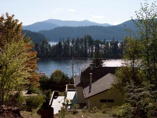 Beautiful view house on Vancouver Island, Lake Cowichan