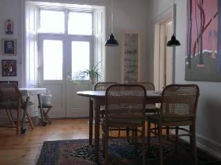 Beautiful and charming old Copenhagen apartment