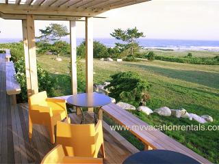 JAFFJ - Ocean House, Waterfont Splendor, Private South Shore Beach, Maginificent Ocean Views , Walk to Tennis Courts, Chilmark