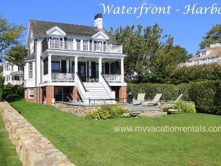 RONAP -  Luxury Home, In-town Harborfront, Deep Water Dock, Spectacular Views, AC, Wifi, Edgartown