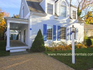 MILTC - Edgartown Village Area, Walk to Main St, Screened Porch, AC all rooms, WiFi